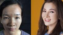 Cuộc 'lột xác' ngọan mục thành hot girl của thiếu nữ người Nghệ An