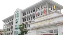 Hiệu trưởng Trường THPT chuyên Đại học Vinh bị khiển trách Đảng
