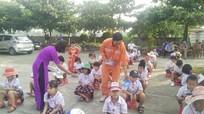 'Trường tiểu học chung tay tiết kiệm điện' ở Anh Sơn