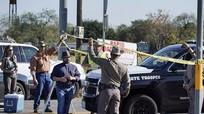 Mỹ: Lại xảy ra thảm kịch xả súng giữa Texas, ít nhất 27 người thiệt mạng