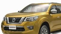 Nissan sản xuất SUV dựa trên bán tải Navara NP300