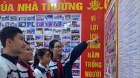 Trường THCS Lý Nhật Quang - Nơi ươm mầm những tài năng