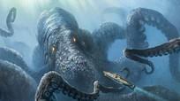 Bằng chứng về quái vật mực ăn cá voi