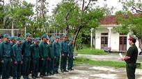 Bồi dưỡng nghiệp vụ tham mưu cho cán bộ quân sự cơ sở