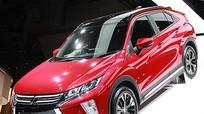 Mitsubishi Eclipse Cross - tân binh SUV cạnh tranh Toyota C-HR