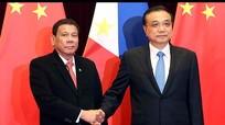 Tổng thống Philippines sẽ gặp Thủ tướng Trung Quốc tại tuần lễ ASEAN