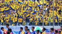 HLV Bình Dương ngại cổ động viên SLNA tại chung kết Cup Quốc gia