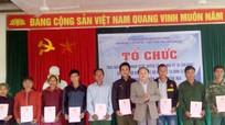 Quế Phong: Trao Giấy chứng nhận quyền sử dụng đất cho 282 hộ dân