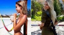 Nhìn nữ quân nhân này, kẻ thù có cầm được vũ khí?