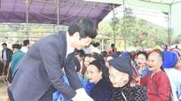 Phó Chủ tịch Thường trực UBND tỉnh dự Ngày hội Đại Đoàn kết tại Quỳ Hợp