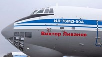 [Infographics] - Tính năng vận tải cơ Nga đang chở hàng viện trợ tới Việt Nam