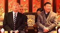 Ông Trump nói gì sau bữa tối chưa từng có ở Tử Cấm Thành?