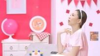 Rũ bỏ vẻ sexy, Tóc Tiên biến thành 'cô nàng kẹo ngọt'