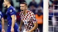 Croatia thắng đậm, chạm một tay vào vé dự World Cup