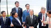Nghị sự dày đặc tại Đà Nẵng của các quan chức cấp cao APEC