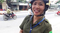 Nữ trưởng công an xã duy nhất ở Nghệ An