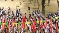 Mời dự lễ kỷ niệm 50 năm thành lập trường THPT Quế Phong