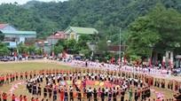 1.000 vận động viên thi đấu tại đại hội thể dục thể thao huyện Tương Dương