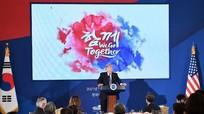 Quốc yến đón ông Trump của Hàn Quốc khiến Nhật Bản nổi giận
