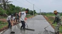 Nghệ An đầu tư 550 tỷ đồng làm giao thông nông thôn