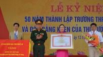 Trường THPT Quế Phong kỷ niệm 50 năm thành lập