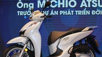 Bất ngờ với giá bán thực tế của Honda SH 300i 2017 tại Việt Nam