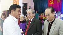 Bí thư Thành ủy Vinh dự ngày hội Đại đoàn kết tại phường Hưng Dũng