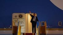 Vì sao Tổng thống Trump bay ngược vào TPHCM trước khi ra Hà Nội?