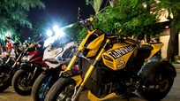 Dàn siêu xe, môtô tiền tỷ xuất hiện tại Sài Gòn