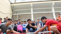 Gay cấn, hấp dẫn những môn thi đấu trong ngày hội thể thao ở Tương Dương