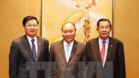 Thúc đẩy hợp tác kết nối 3 nền kinh tế Việt Nam - Lào - Campuchia