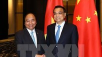 Việt Nam và Trung Quốc nhất trí thúc đẩy phát triển cân bằng