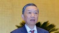 Thượng tướng Tô Lâm: 'Không sử dụng mạng thì ta không chơi được với ai'