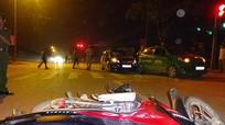 Nghệ An: Tai nạn 'gối nhau' trong đêm, 3 người nguy kịch