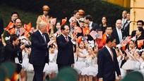 Nhìn lại chuyến công du 5 nước châu Á của ông Trump