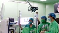 Bệnh viện Đa khoa TP.Vinh: Ứng dụng thành công kỹ thuật phẫu thuật nội soi lấy sỏi thận qua da bằng đường hầm nhỏ