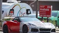 Chevy Corvette ZR1 2019 'cực chất' tại triển lãm xe