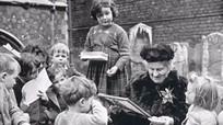 Người phụ nữ đi tiên phong về giáo dục sớm