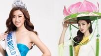 Đỗ Mỹ Linh bứt phá ngoạn mục, vươn lên dẫn đầu bình chọn 'Miss World 2017'