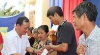 Trưởng ban Nội chính Tỉnh ủy dự Ngày hội Đại đoàn kết tại Quỳ Châu