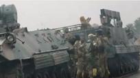 Chính biến lớn ở Zimbabwe, quân đội lật đổ Tổng thống Robert Mugabe?