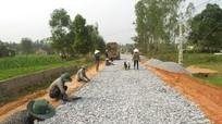 Chính phủ điều chỉnh một số mục tiêu trong xây dựng nông thôn mới
