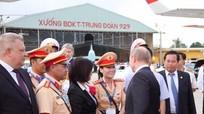 Nữ cảnh sát Việt Nam 'khiến' Tổng thống Nga Putin bắt tay cảm ơn