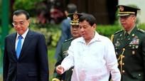 Ông Duterte không ngớt lời ca ngợi Trung Quốc