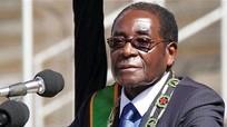Chân dung Tổng thống Zimbabwe Robert Mugabe vừa bị lật đổ