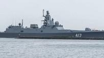 Nga sắp thử tàu khu trục tàng hình 'khủng' nhất kể từ thời Liên Xô