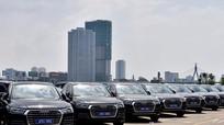 Hơn một nửa xe Audi phục vụ APEC đã được bán