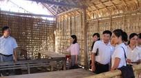 Tương Dương: 94 học sinh ở nội trú trong 4 phòng