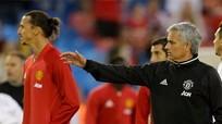 Mourinho xác nhận Ibrahimovic trở lại trước năm mới