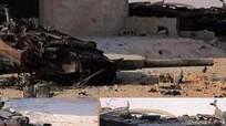 Quân đội Syria bị IS phục kích: 10 lính thiệt mạng, tăng T-90 tan nát